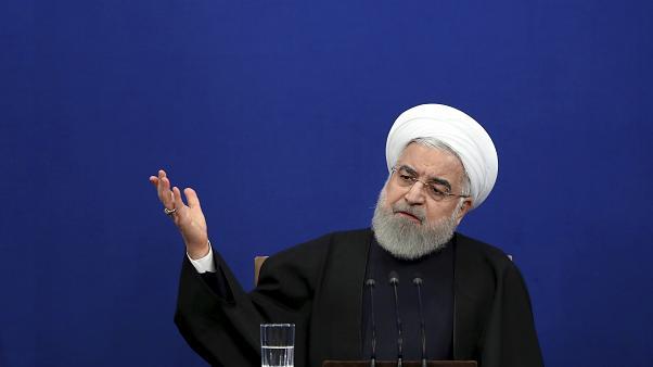 روحانی: تا چند هفته دیگر قلدرها به زبالهدان تاریخ میپیوندند