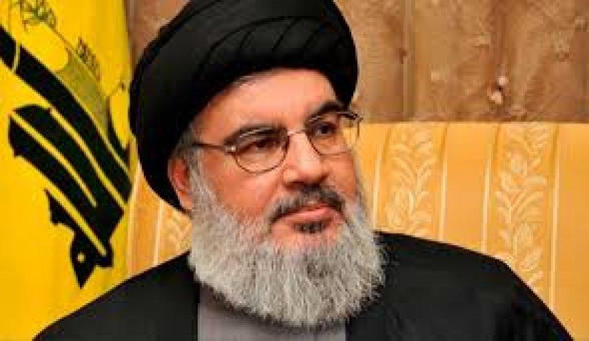 هشدار دبیرکل حزب الله لبنان درباره باقیمانده دوره ترامپ