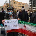 اعتراض مردم تبریز به اظهارات منزجرکننده اردوغان