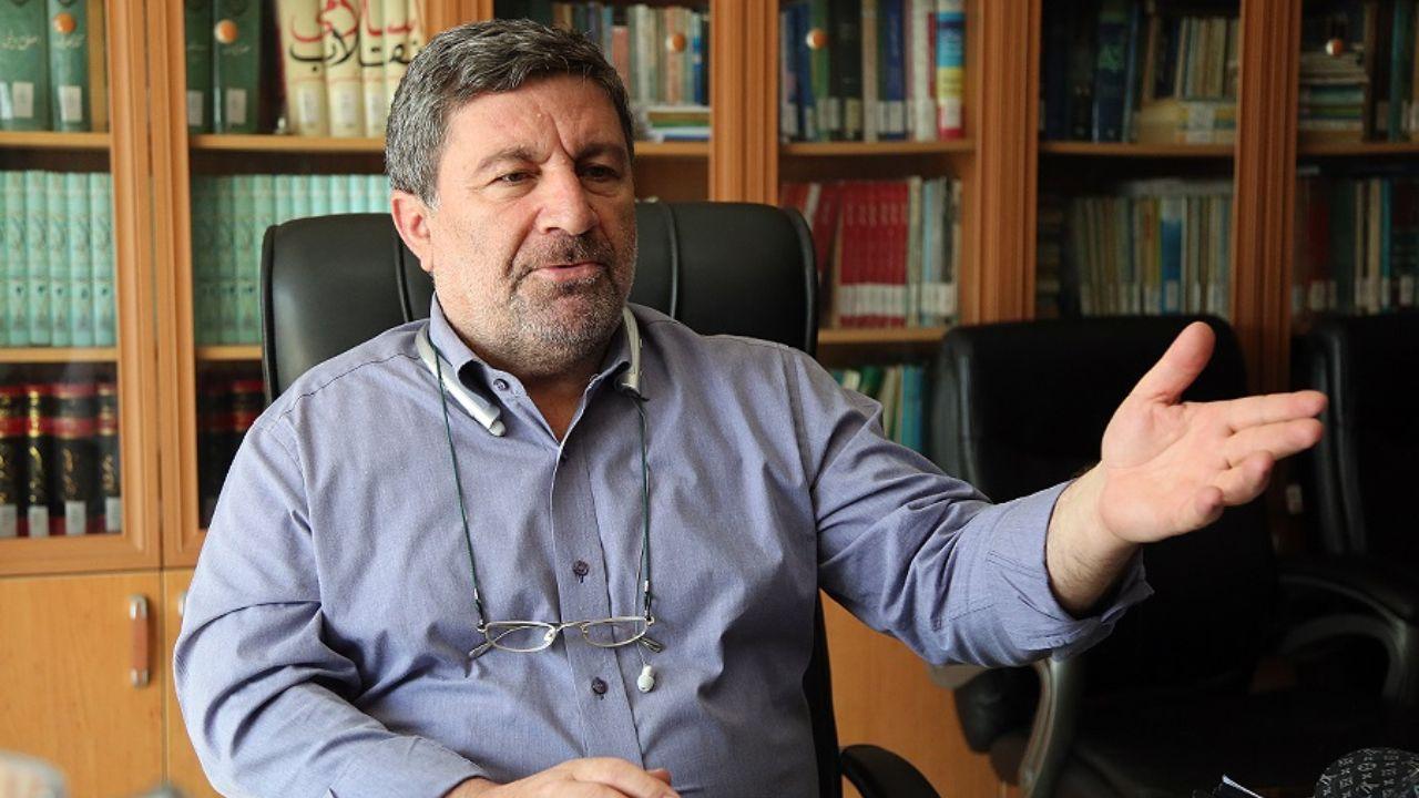حضرتی: جمهوری اسلامی برای همه مردم ایران است نه یک اقلیت ۱۵درصدی