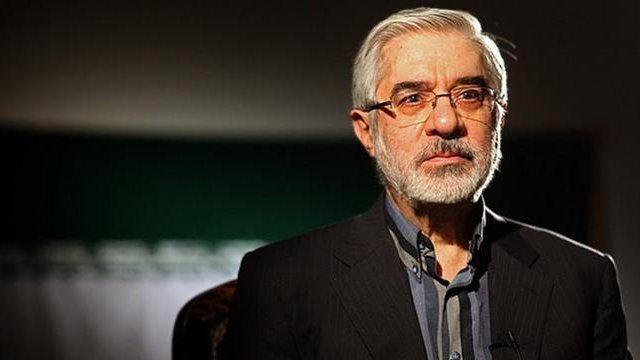 میرحسین موسوی: درباره جنگ هنوز لب به سخن نگشودهام