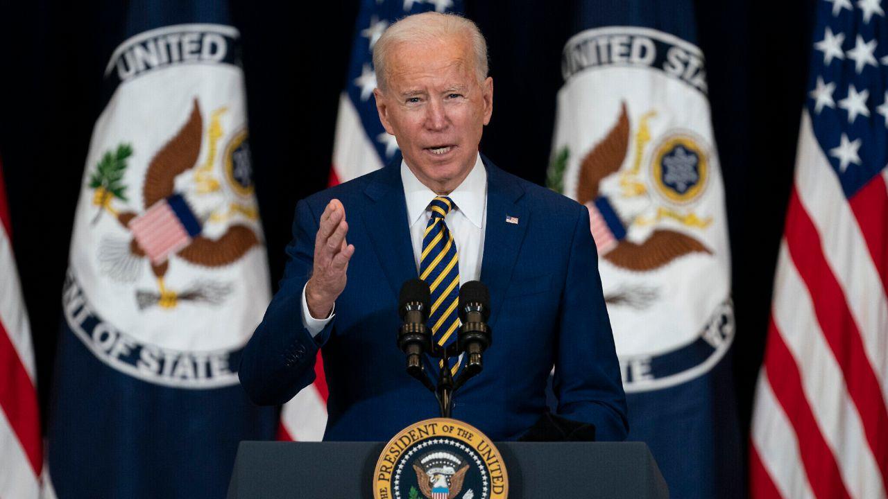 بایدن: آمریکا تحریمهای ایران را لغو نمیکند