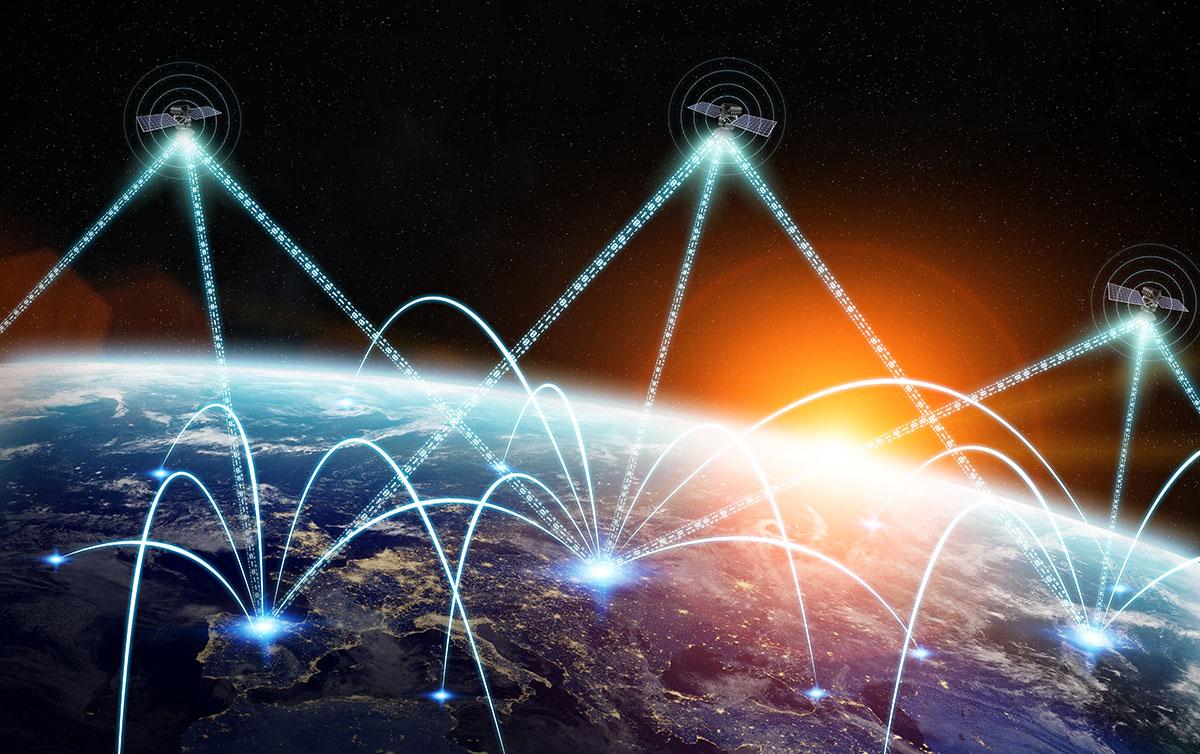 سرعت اینترنت ماهوارهای امسال دو برابر میشود