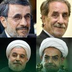 سرنوشت دو هنرمند شبیه به روسای جمهور در ایران