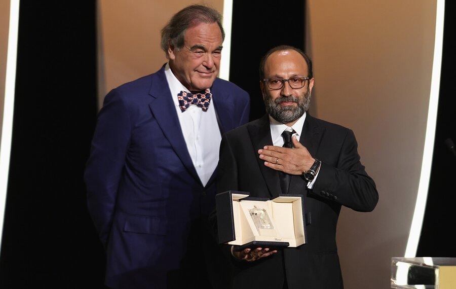 اهدای جایزه بزرگ کن ۲۰۲۱ به قهرمان اصغر فرهادی