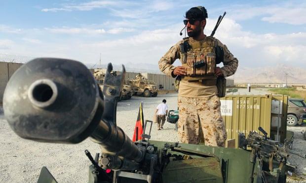 با خروج نیروهای آمریکایی از افغانستان، سیاست آینده چگونه خواهد بود؟