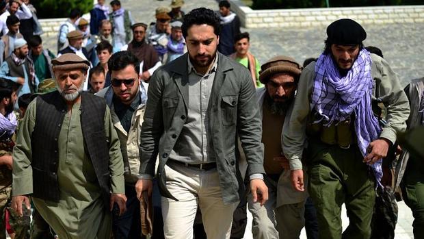 دعوت پسر احمد شاه مسعود از مردم افغانستان برای مقاومت در برابر طالبان