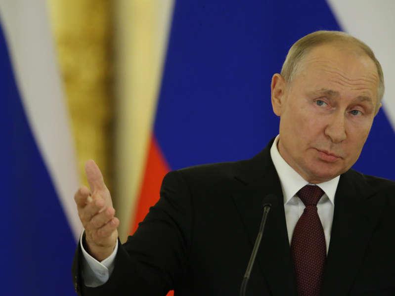 ابراز نگرانی پوتین از برخی تحولات افغانستان