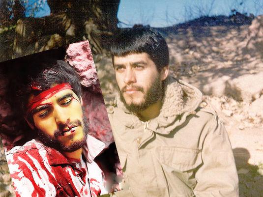 انتقاد وحید حاج امینی از سوءاستفاده های سیاسی از تصویر برادر شهیدش