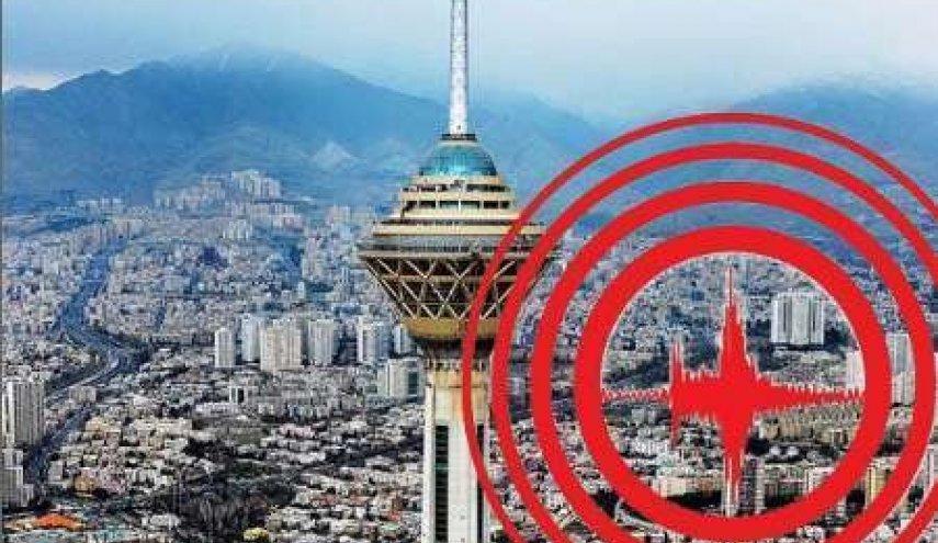 عدم سازگاری احتمال زلزله در تهران با نگاه قطعی به آمار