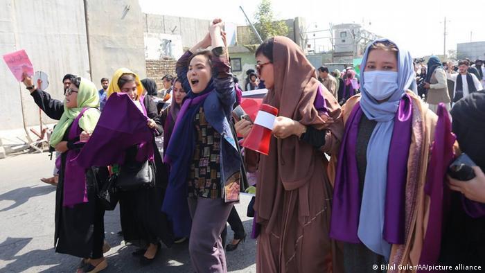 زنان با شرافت افغانستان